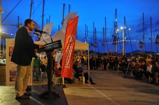 Leros Belediye Protokol İmza Töreni